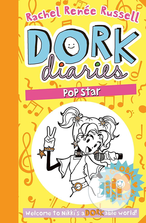 Archive: Dork Diaries Book 3: Pop Star by Rachel Renee Russell
