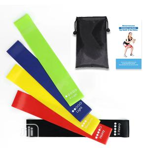 Resistance Bands Set Elastic Band for Fitness | Sports Equipment for sale in Rivers State, Port-Harcourt