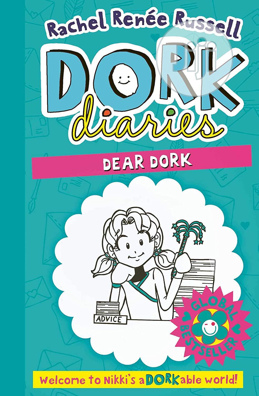 Dork Diaries Book 5: Dear Dork By Rachel Renee Russell