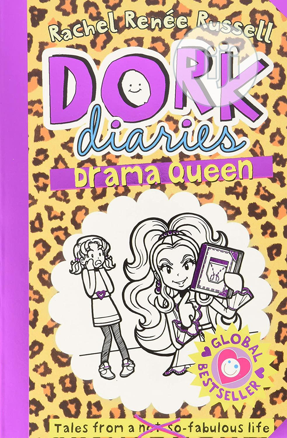 Dork Diaries Book 10: Drama Queen by Rachel Renee Russell