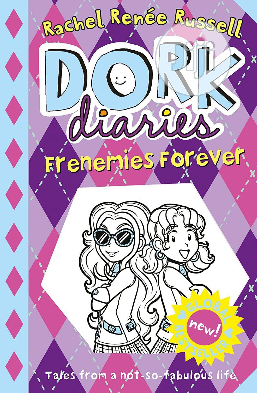 Dork Diaries Book 12: Frenemies Forever by Rachel Renee Russell