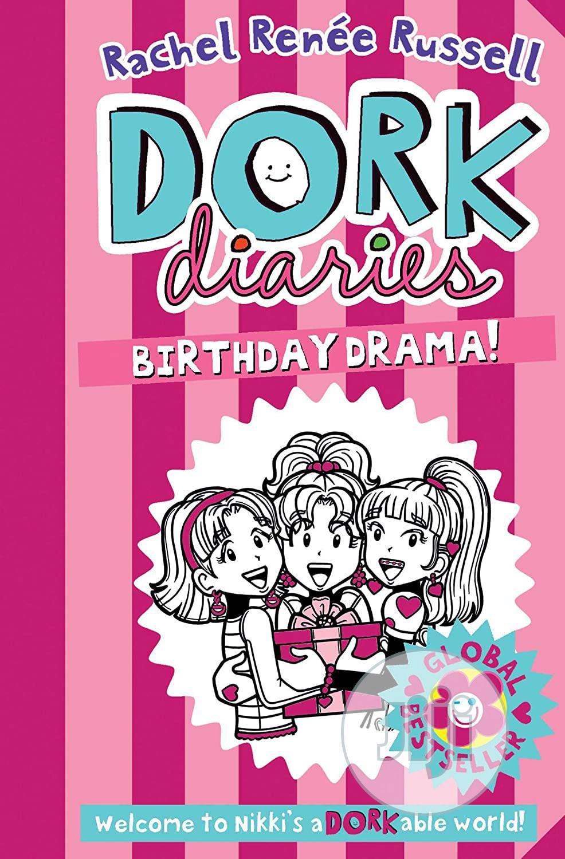 Dork Diaries Book 14: Birthday Drama! By Rachel Renee Russell