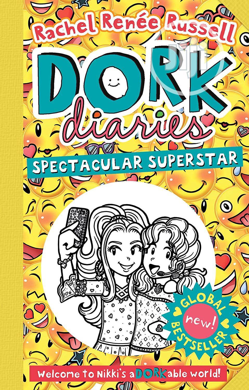 Dork Diaries Book 15: Spectacular Superstar! By Rachel Renee Russell