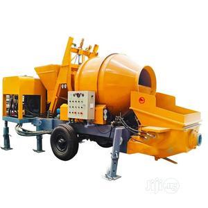 Concrete Pump With Concrete Mixer   Heavy Equipment for sale in Lagos State, Amuwo-Odofin