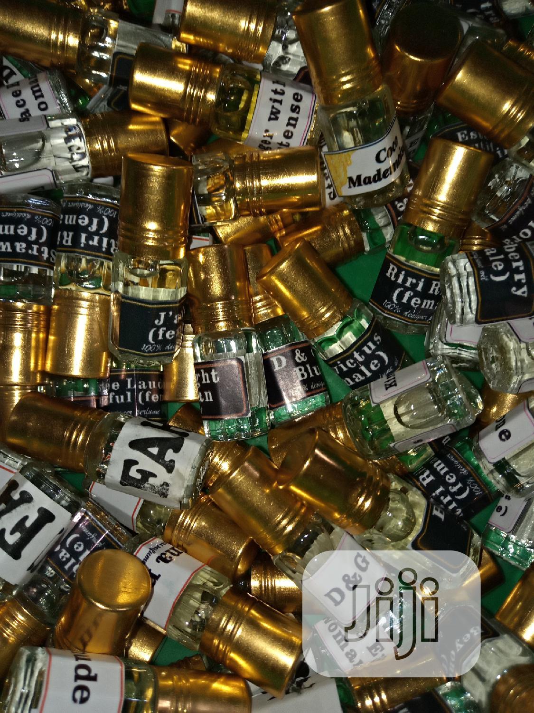 Fragrance Unisex Oil 3 ml | Fragrance for sale in Karu, Abuja (FCT) State, Nigeria
