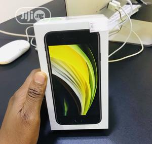 New Apple iPhone SE (2020) 64 GB Black | Mobile Phones for sale in Rivers State, Port-Harcourt