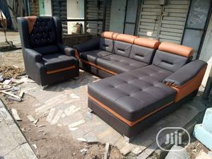 Extrinsic L Shape With Royal Single | Furniture for sale in Lagos State, Surulere