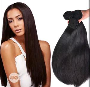 20 Inch Peruvian Straight Human Hair | Hair Beauty for sale in Abuja (FCT) State, Lugbe District