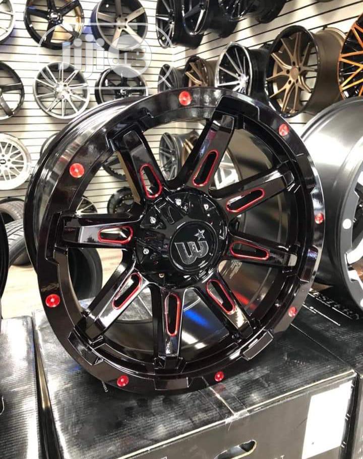 20inch Alloy Wheel for Tundra / Porsche