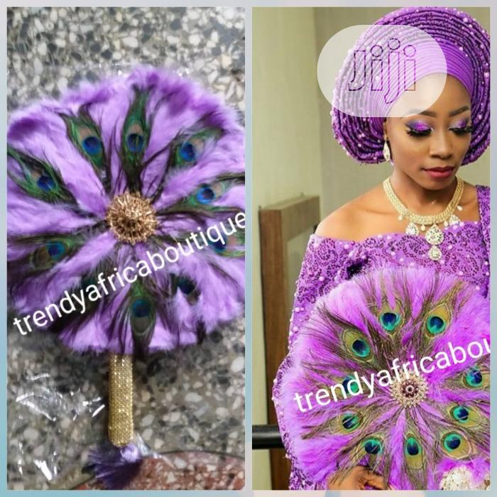 Archive: Bridal Handfan And Viels