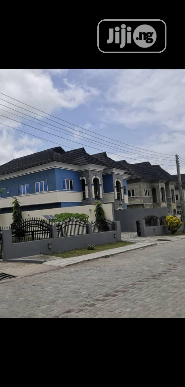 4bedroom Fully Detach Duplex With BQ For Sale At Abraham Adesanya 32m
