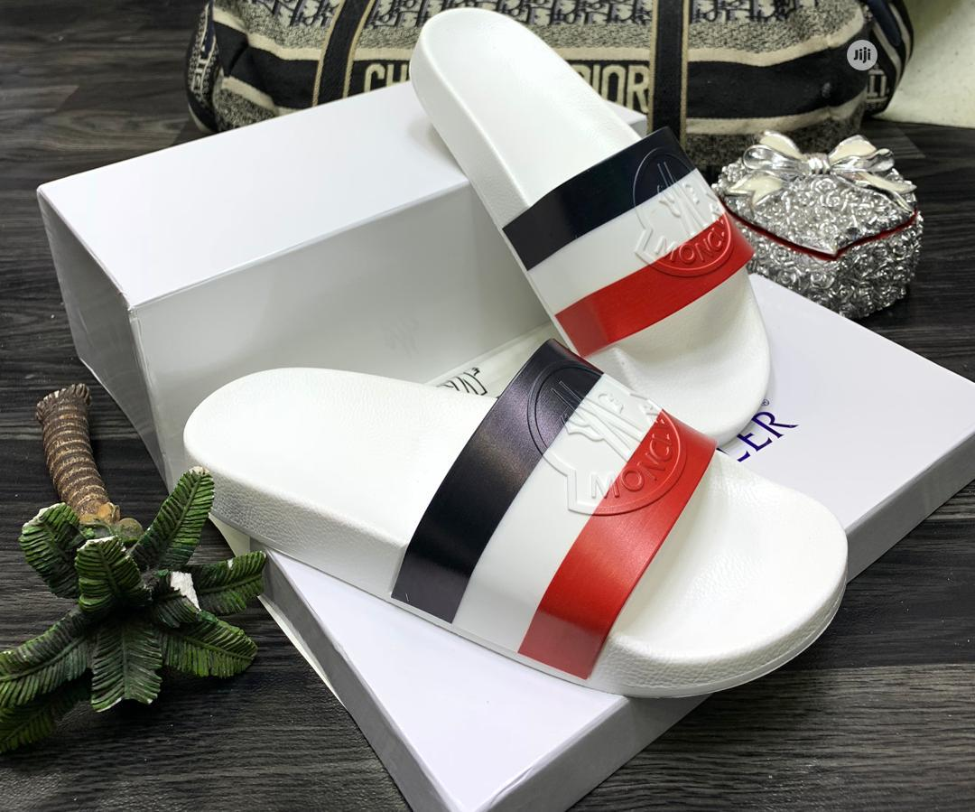 Original Moncler Slippers | Shoes for sale in Lagos Island, Lagos State, Nigeria