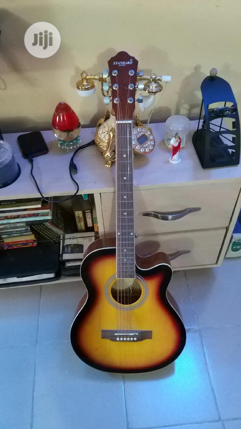 Acoustic Guitar (Standard) | Musical Instruments & Gear for sale in Ajah, Lagos State, Nigeria