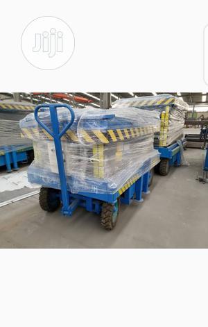 Mobile Scissor Lift 6 Meters   Heavy Equipment for sale in Lagos State, Ikeja