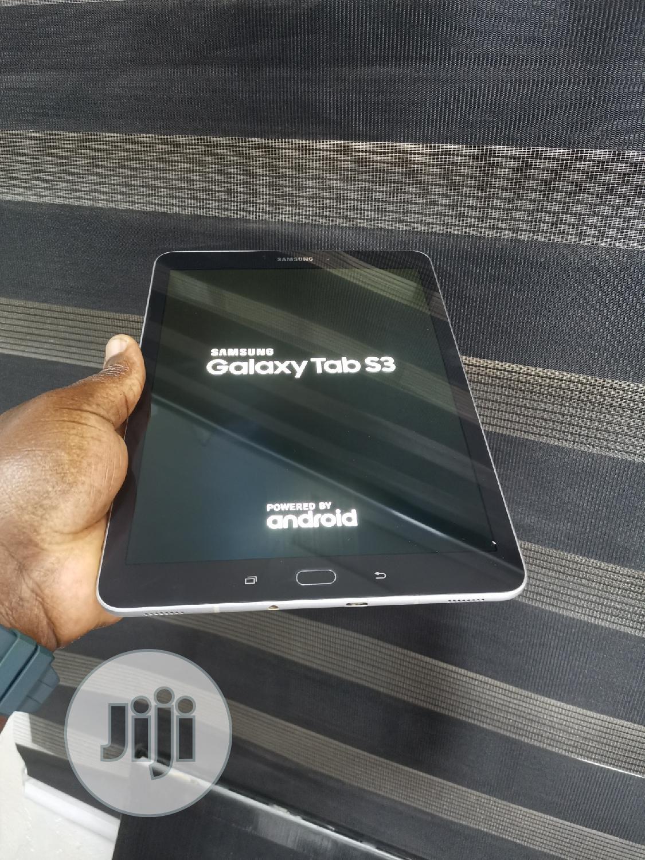 Samsung Galaxy Tab S3 9.7 32 GB Silver