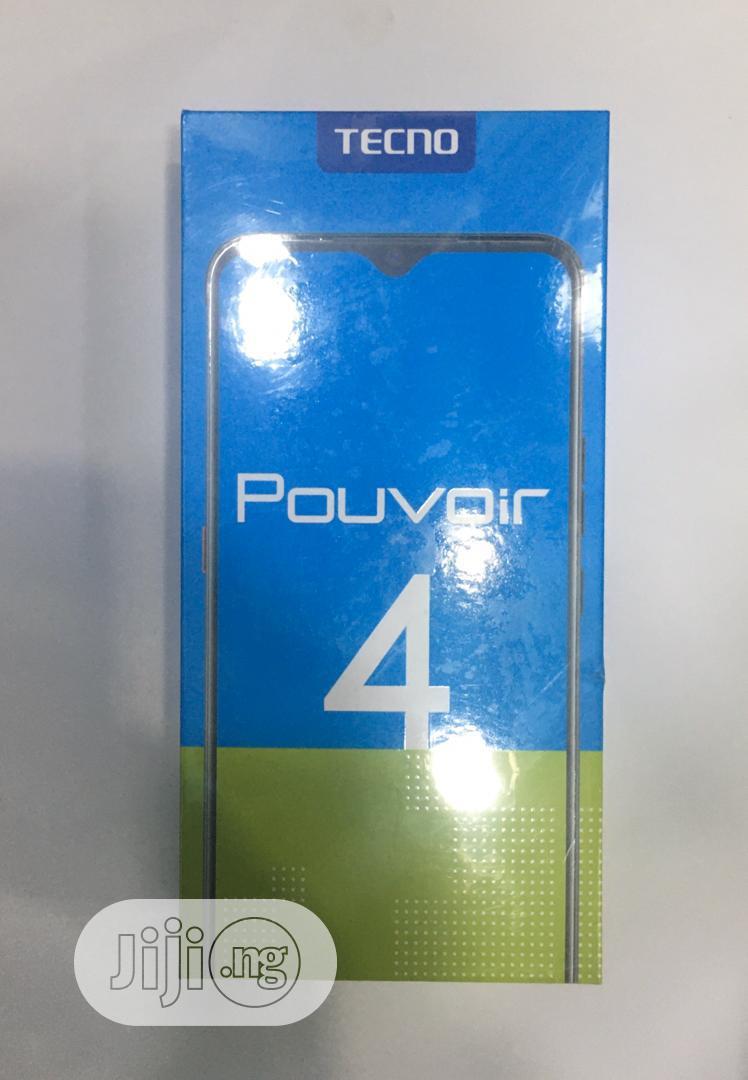 New Tecno Pouvoir 4 32 GB Black