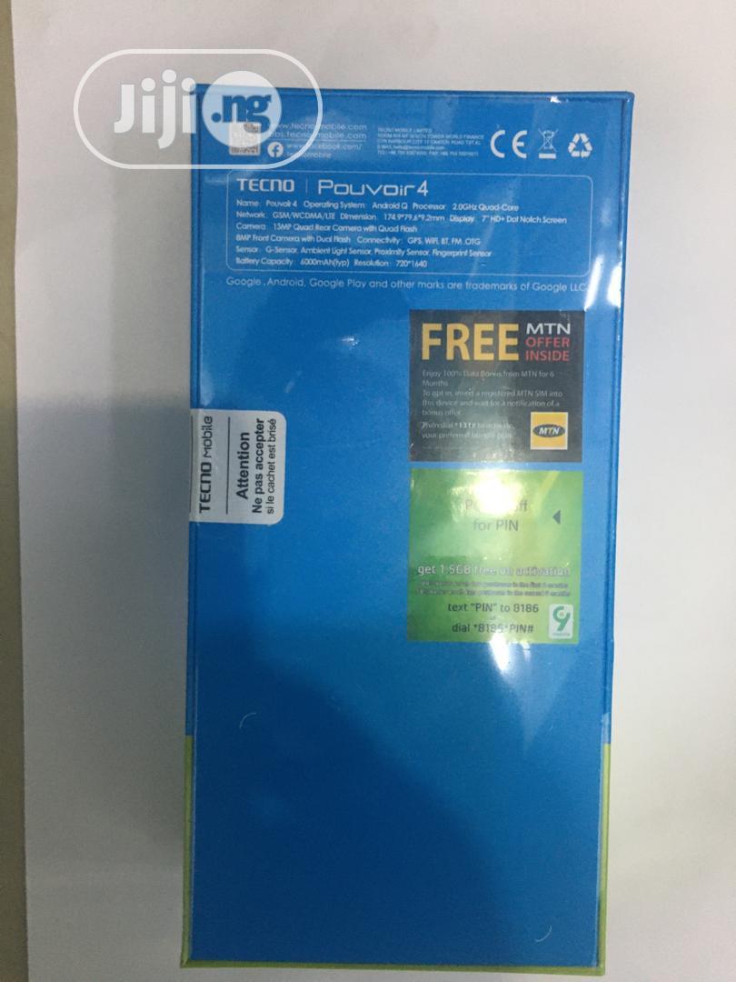 New Tecno Pouvoir 4 32 GB Black | Mobile Phones for sale in Ifako-Ijaiye, Lagos State, Nigeria