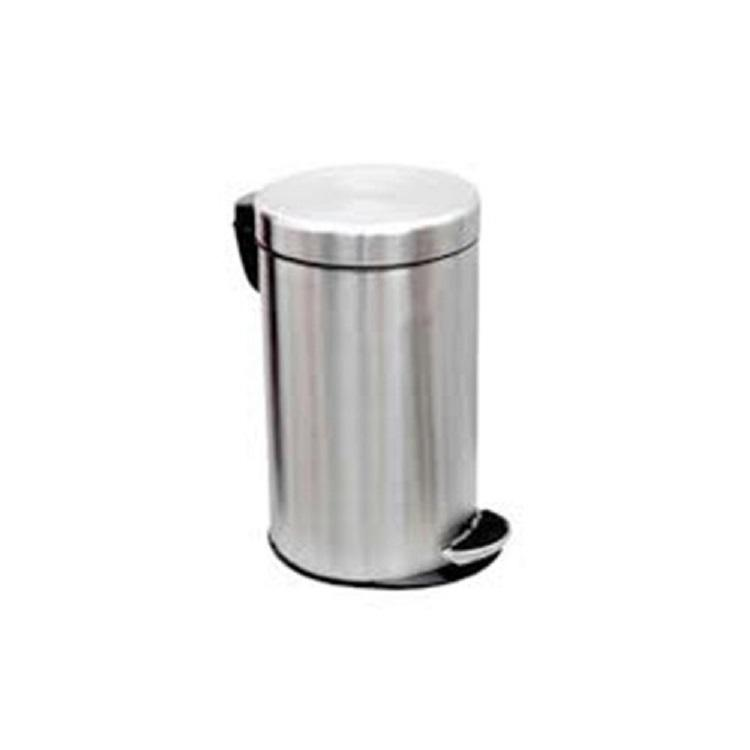 Stainless Steel Step Bin- 5 Litres