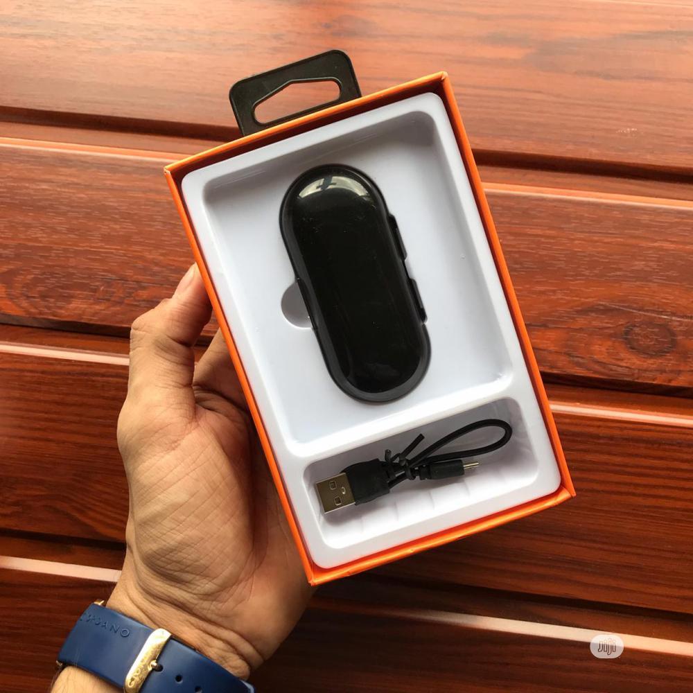 JBL TWS4 Earbud Black Original | Headphones for sale in Ikeja, Lagos State, Nigeria