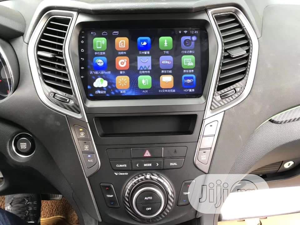 Hyundai Ix45 2016 To 017 Android