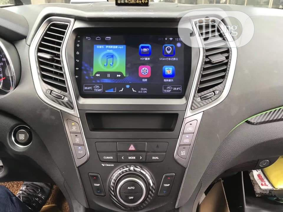 Hyundai Ix45 2016 To 017 Android | Vehicle Parts & Accessories for sale in Ojo, Lagos State, Nigeria