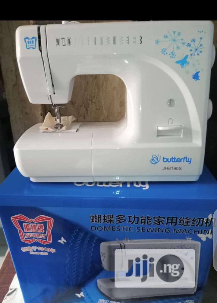 Beautiful Portable Sewing Machine