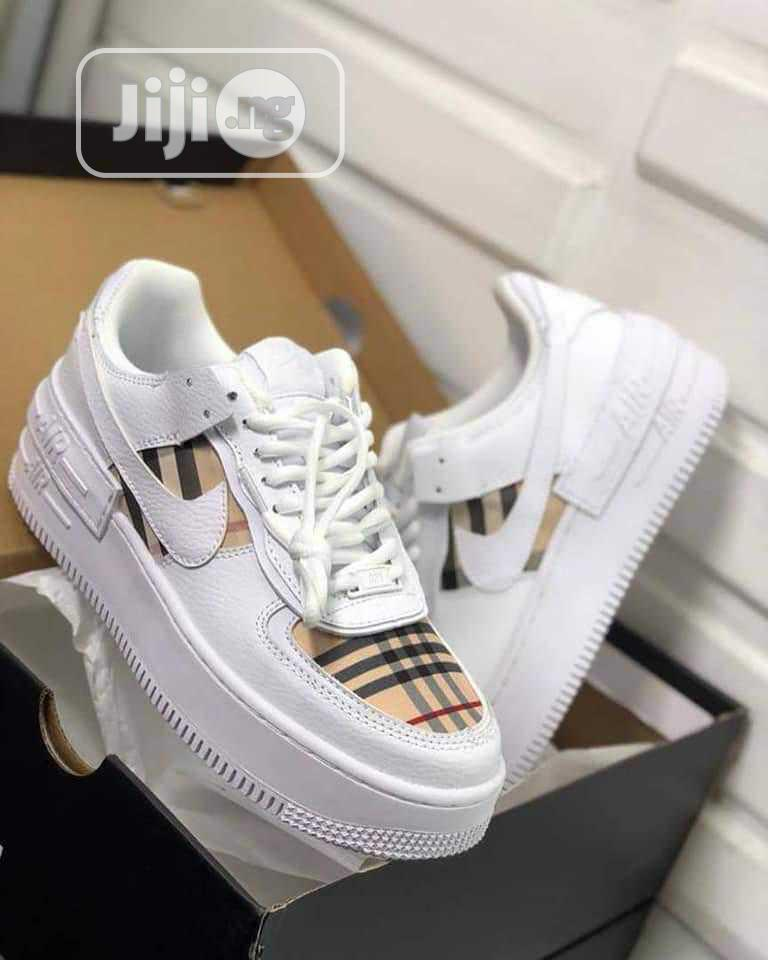 Nike (Burberry) Air Force 1 in Central