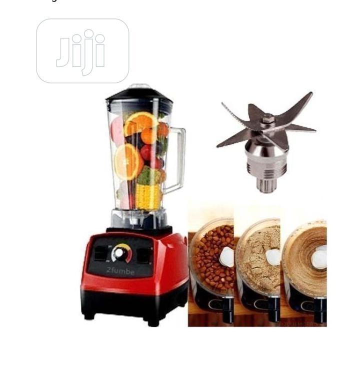 Kenwood Health Food Machine & High Commercial Blender