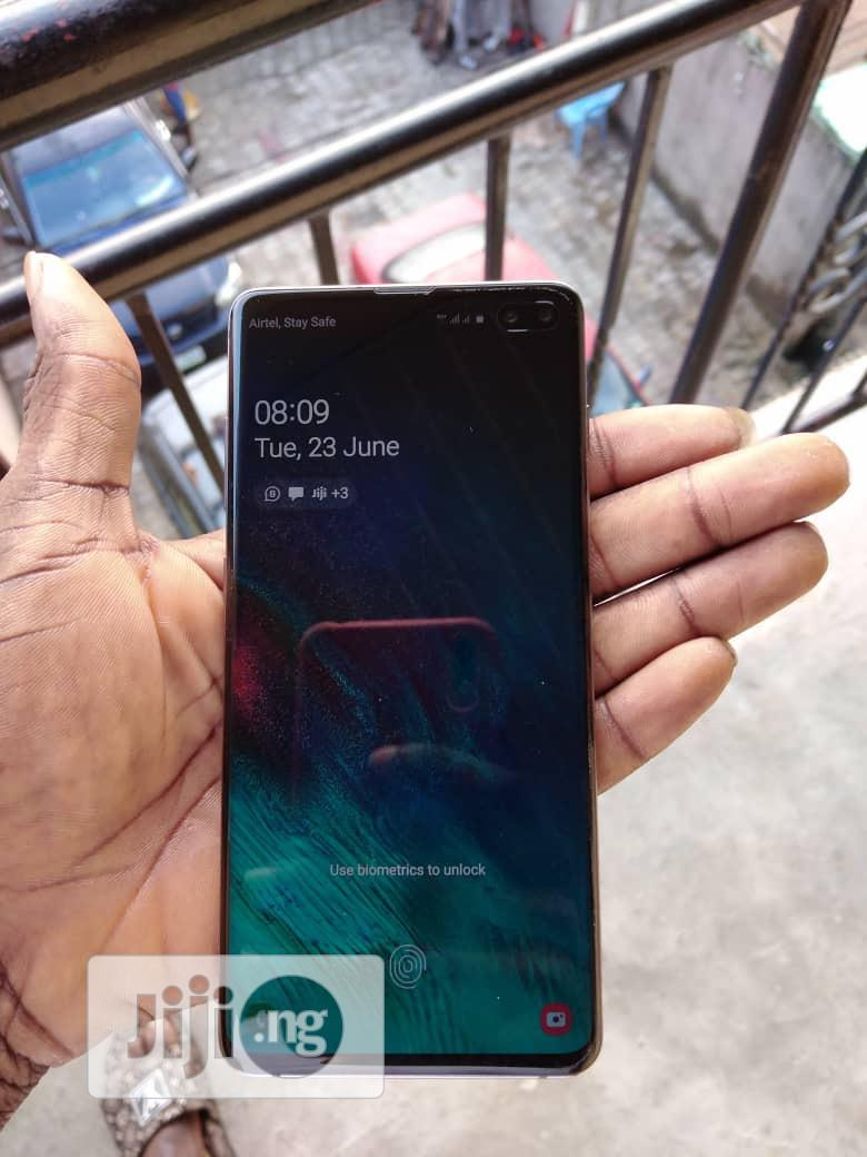 Samsung Galaxy S10 Plus 512 GB Black | Mobile Phones for sale in Ikeja, Lagos State, Nigeria