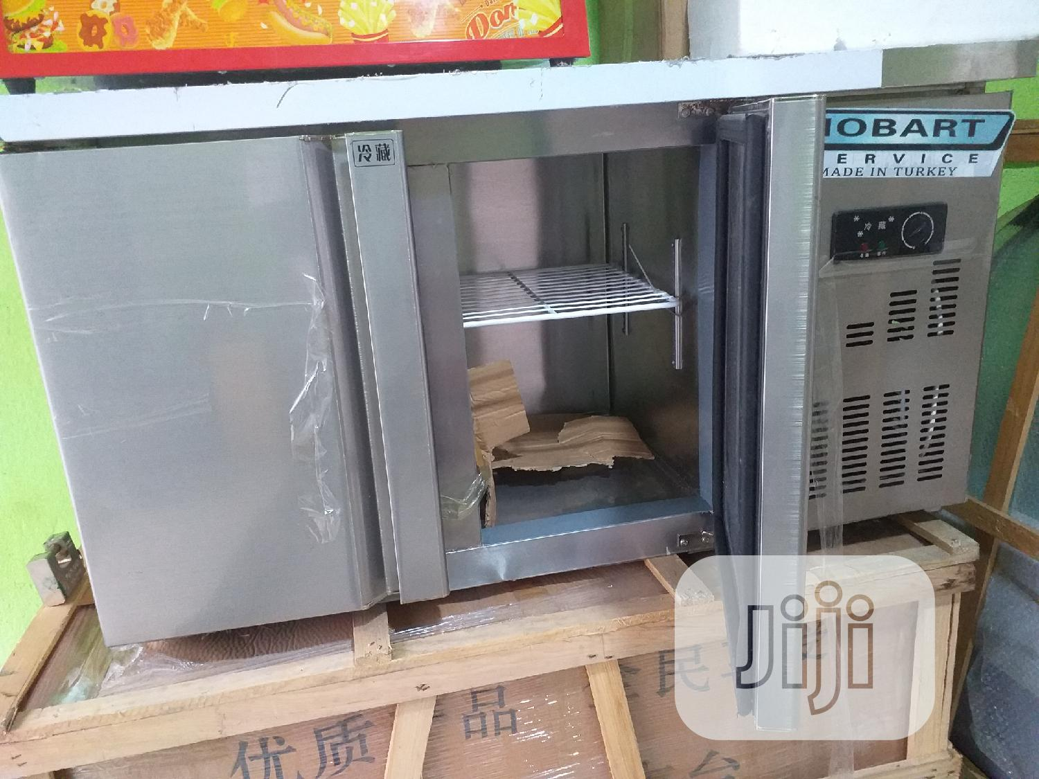 Undercounter Chiller And Freezer