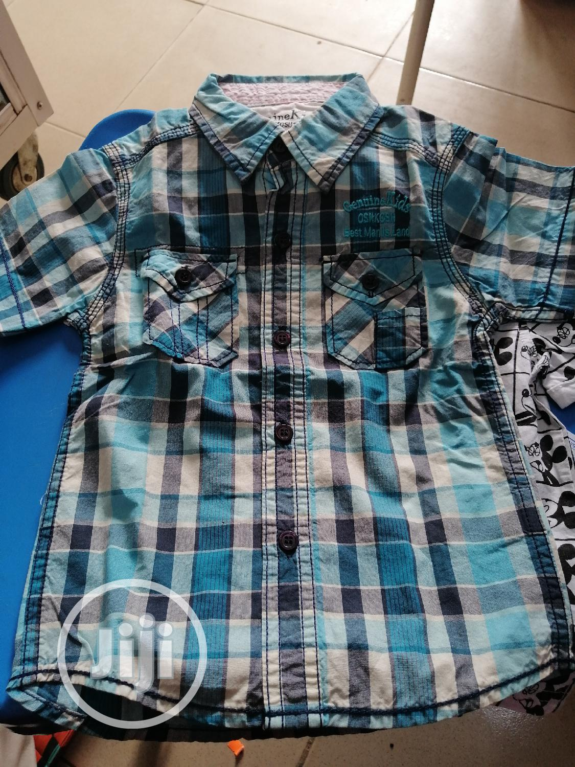 Boys Shirts   Children's Clothing for sale in Kubwa, Abuja (FCT) State, Nigeria