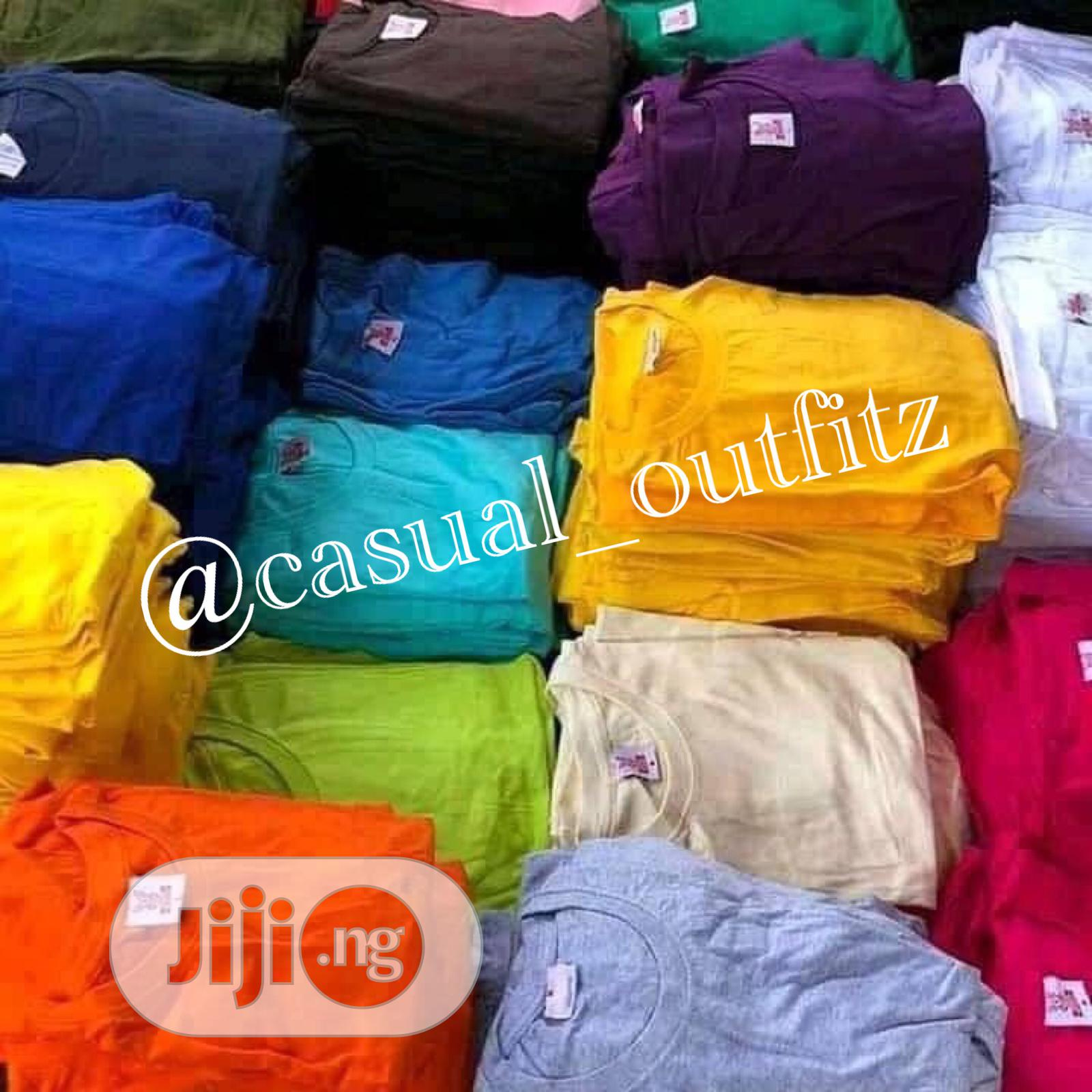Archive: Quality Polo, Plain And Printed Tees