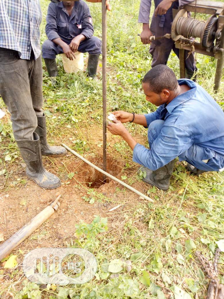 Soil Investigation Test | Building & Trades Services for sale in Lekki, Lagos State, Nigeria