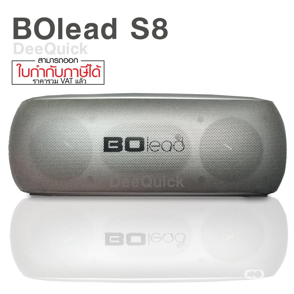 Bolead Portable Subwoofer Bleutooth Speaker S8 | Audio & Music Equipment for sale in Ikeja, Lagos State, Nigeria