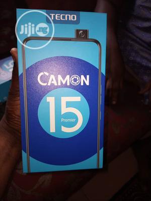 Tecno Camon 15 Premier 128 GB White | Mobile Phones for sale in Kwara State, Ilorin West
