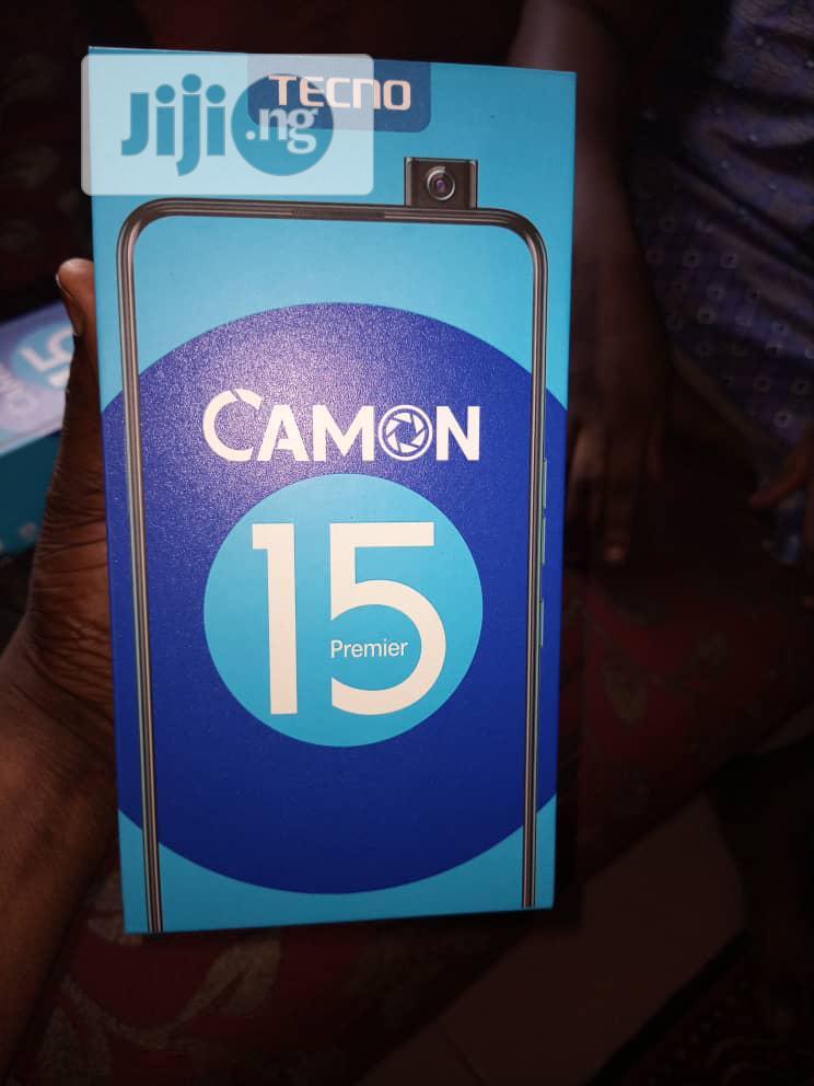 Tecno Camon 15 Premier 128 GB White