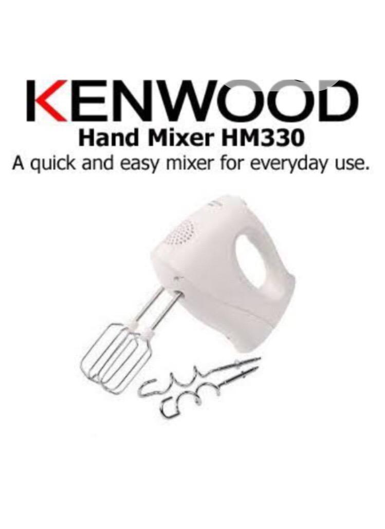 Archive: Kenwood Hand Mixer