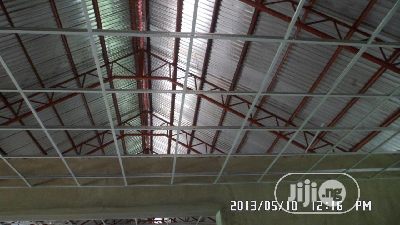 Archive: Suspended Ceiling