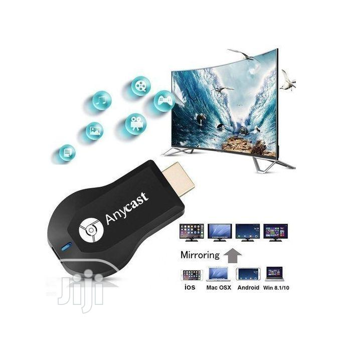 Anycast Wireless Wifi 1080P HDMI Display TV Dongle Receiver Supports   Accessories & Supplies for Electronics for sale in Ikeja, Lagos State, Nigeria