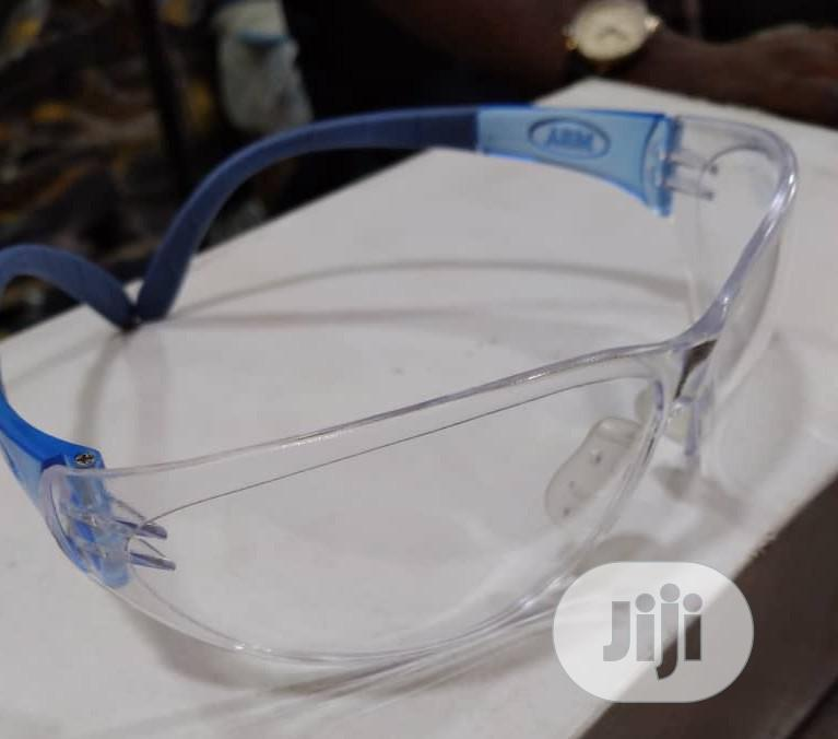 Safety Goggle Glass
