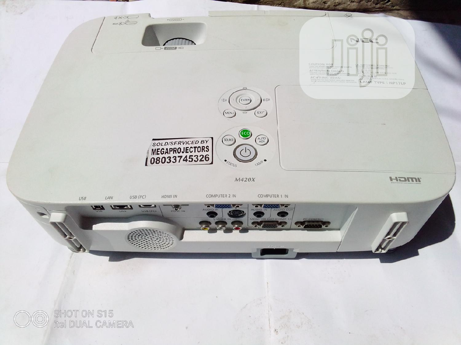 Archive: Nec Projector