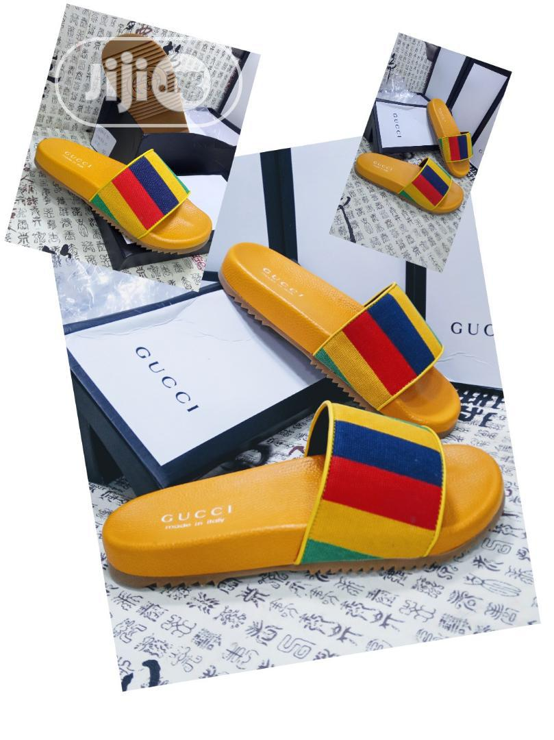 Gucci Slippers in Lagos Island - Shoes