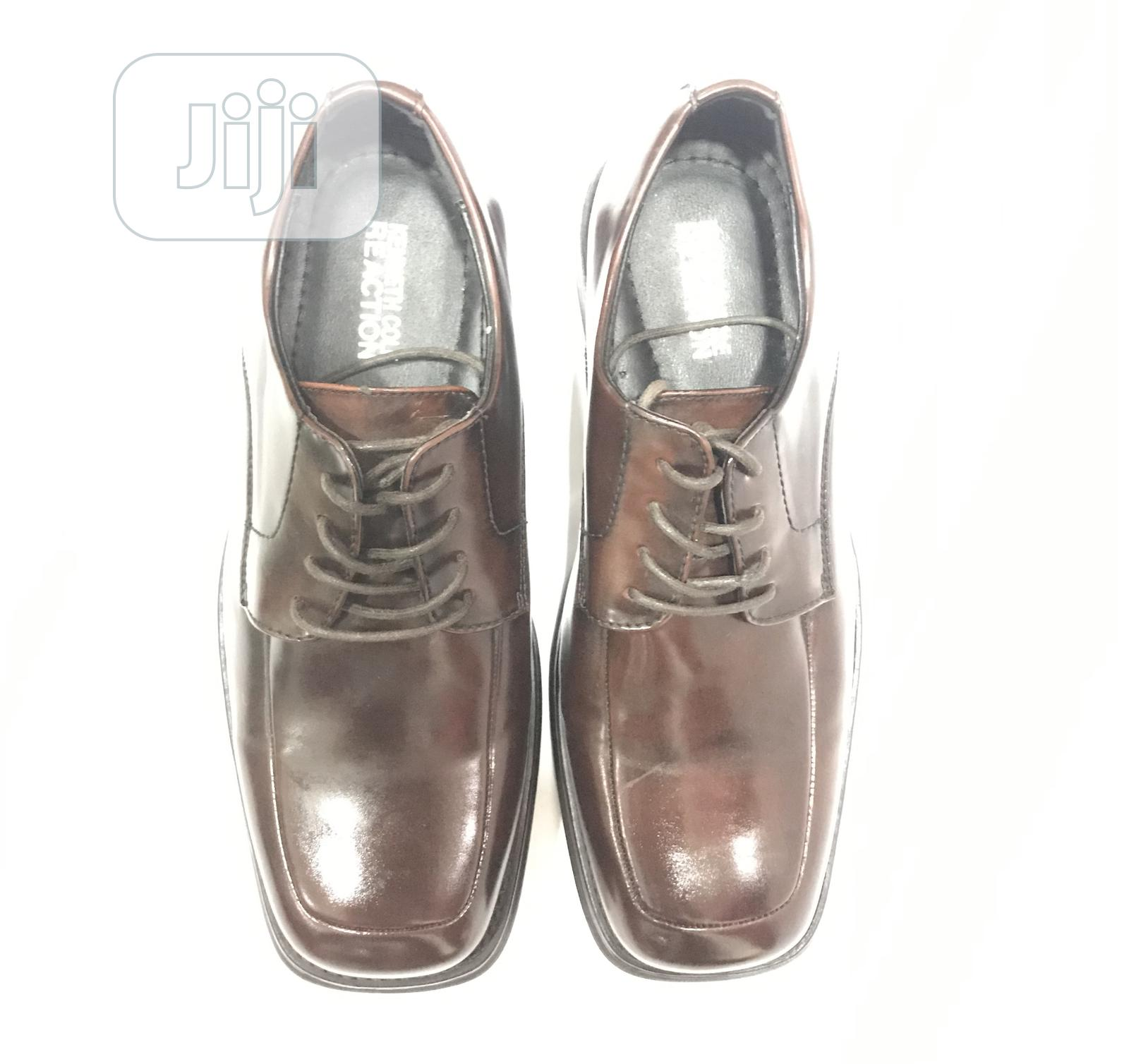 Kenneth Cole Reaction Lace-Up Shoes | Shoes for sale in Ikeja, Lagos State, Nigeria