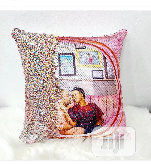 Lovely Sequence Pillow