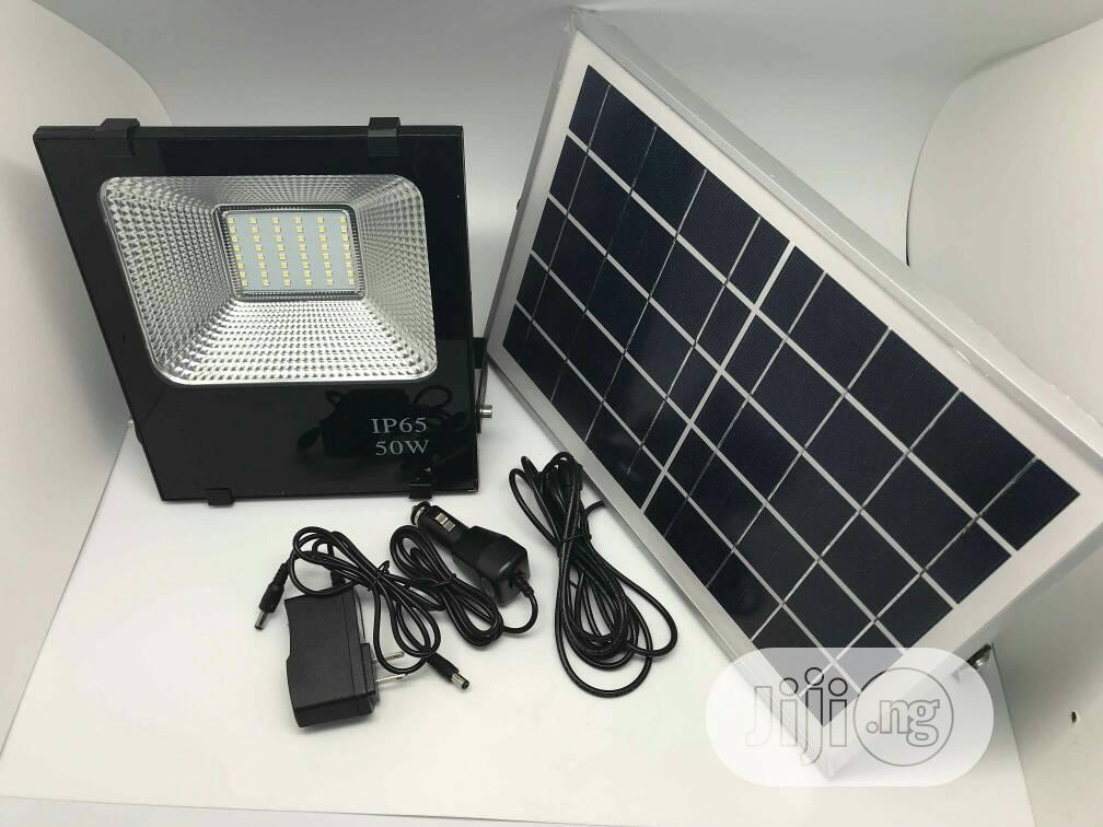 Archive: 50w Solar Flood Light