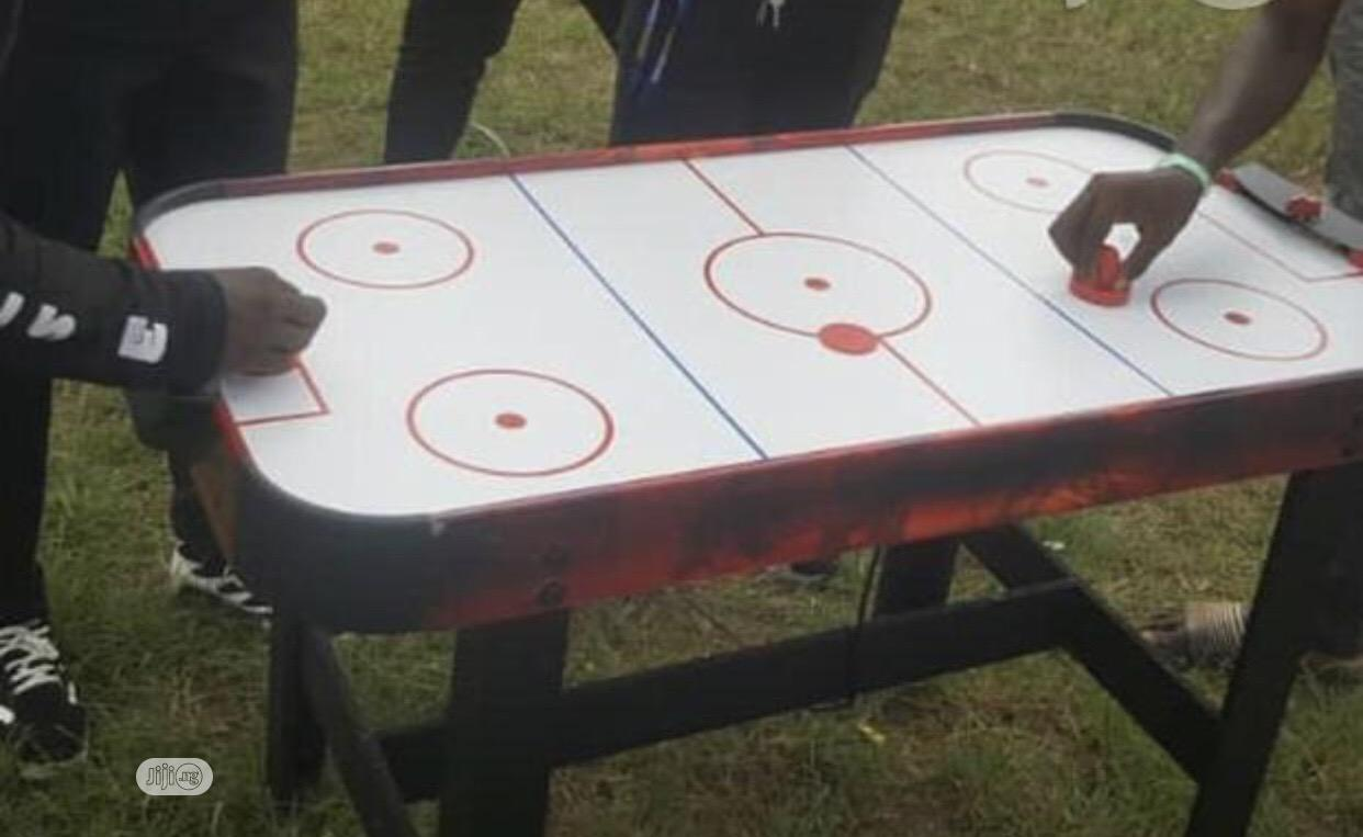 Archive: Air Hockey Table