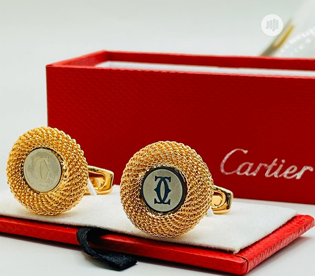 Cartier Quality Cufflinks | Clothing Accessories for sale in Lagos Island (Eko), Lagos State, Nigeria