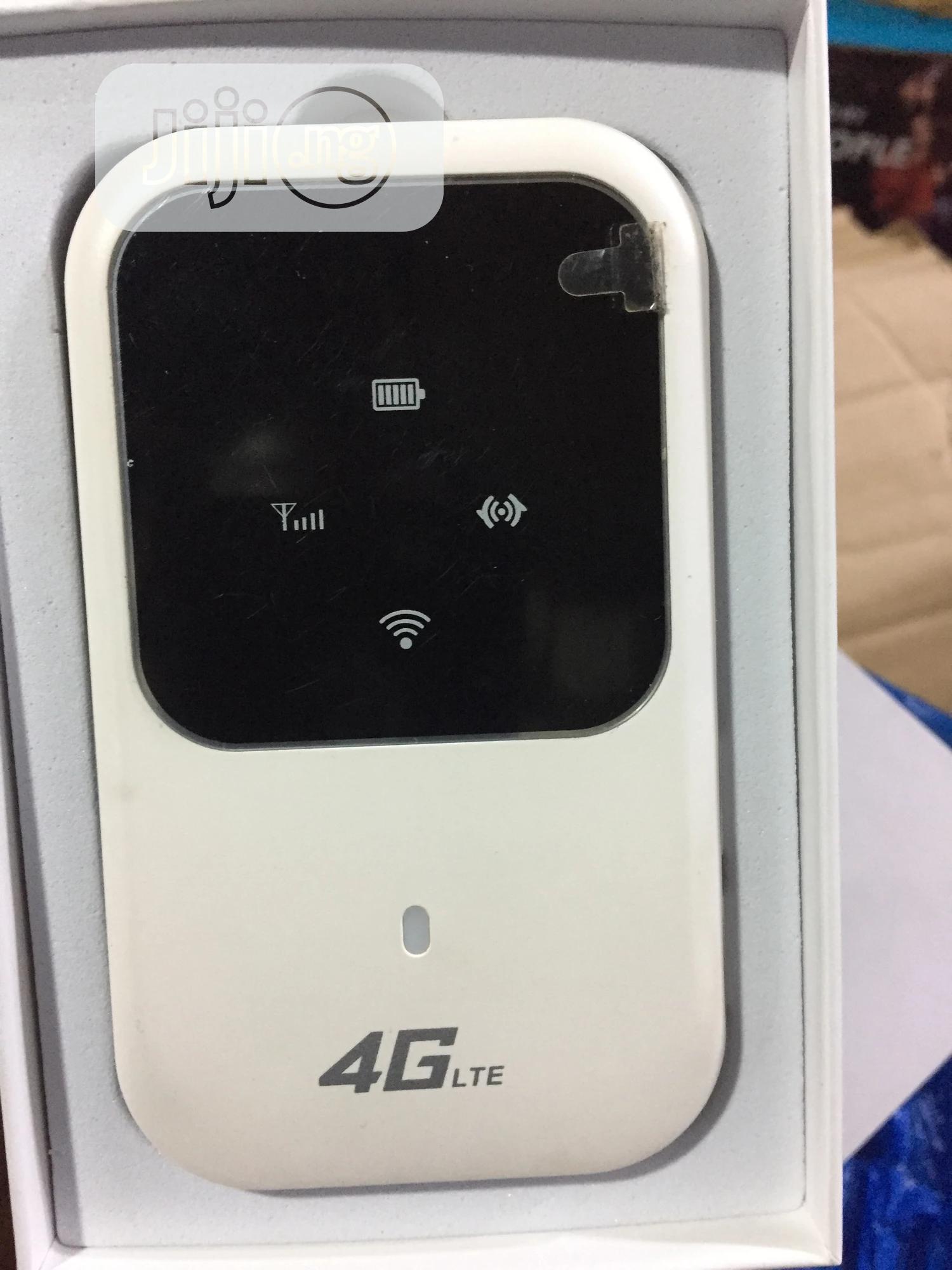4G Internet Mifi Hotspot