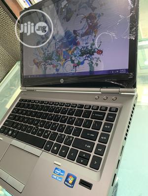Laptop HP EliteBook 8470P 4GB Intel Core I5 320GB | Laptops & Computers for sale in Delta State, Warri