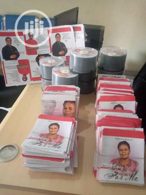 CD/DVD Mass Production And Duplication In Port Harcourt, Nigeria | Computer & IT Services for sale in Rivers State, Port-Harcourt